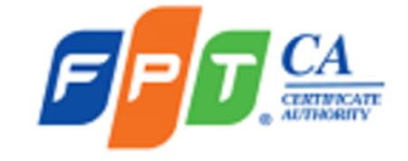Hình danh mục Chữ ký số FPT-CA